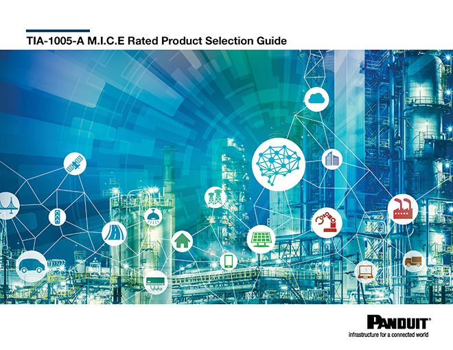 Panduit | Industrial Network and IoT Network Performance Solutions