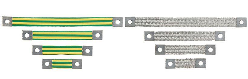Flatided Bonding Straps