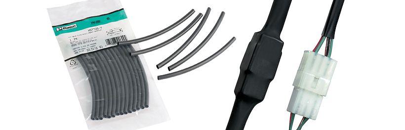 heat shrink tubing & accessories