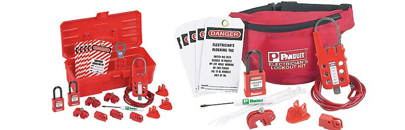 lockout tagout kits stations - Lock Out Tag Out Kits