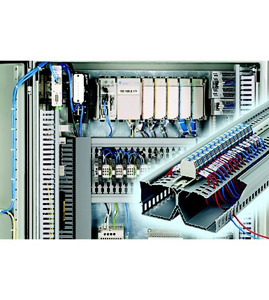 Panduit Wire Duct | Panduit Control Panel Solutions For Industrial Municipal